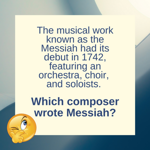Handel's Famous Messiah