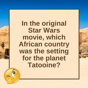 Star Wars and Tatooine
