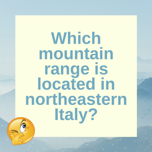 Question of the Day | The Dolomites
