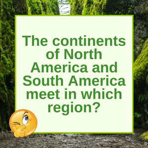 Question of the Day | Where the Americas Meet