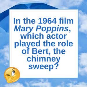 Question of the Day | The Chimney Sweep