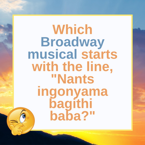Question of the Day | The Lion King