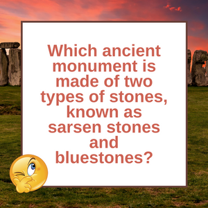 Question of the Day | The Mysteries of Stonehenge
