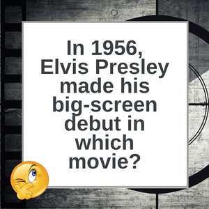 Question of the Day | Elvis Presley