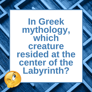 The Creature in the Labyrinth