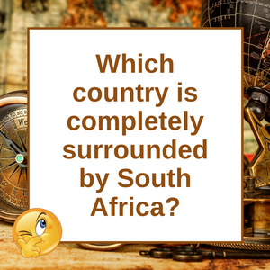 Question of the Day | Lesotho
