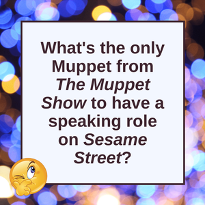 Question of the Day | The Muppets