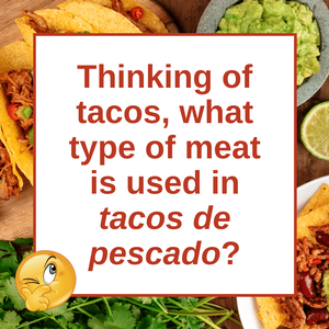 Question of the Day | Tacos