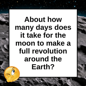 Question of the Day | The Moon